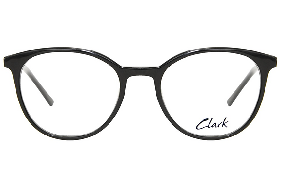 Montatura vista  CLARK1161  001  50  18  con lenti protezione LUCE BLU