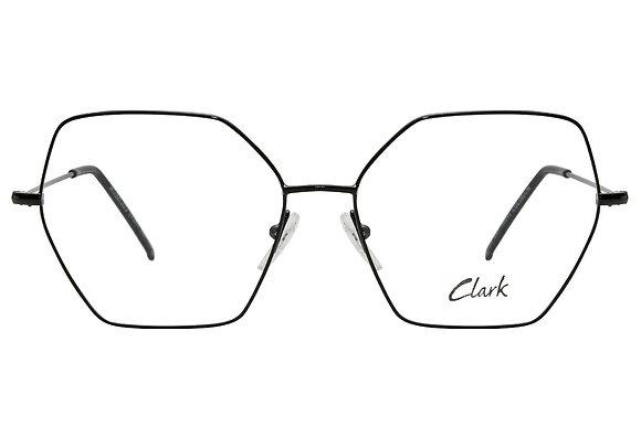 Montatura vista CLARK 1144 010 54 16  completo di lenti da vista antiriflesso