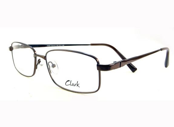 Montatura vista  CLARK 962  003  53  18  con lenti protezione LUCE BLU