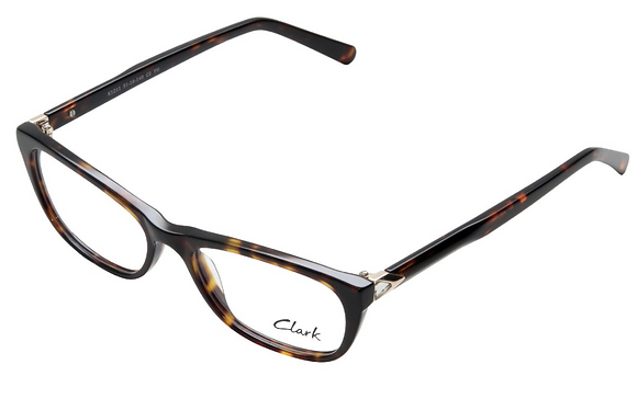 Montatura vista  CLARK 1211  002  51  16  con lenti protezione LUCE BLU