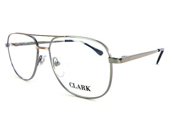 Montatura vista  CLARK 154  002  57  16  con lenti protezione LUCE BLU