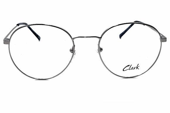 Montatura vista CLARK 1043 010 49 19  completo di lenti da vista antiriflesso