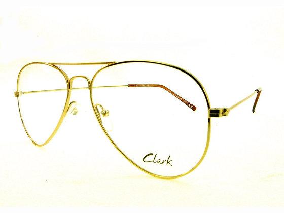 Montatura vista  CLARK 914 050  56  14 con lenti protezione LUCE BLU