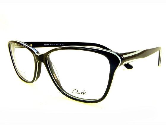 Montatura vista  CLARK 965  005  53  15  con lenti protezione LUCE BLU