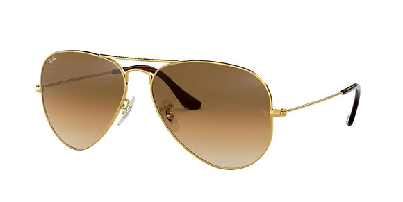 Ray-ban 3025 SOLE 001/51 58 14 135