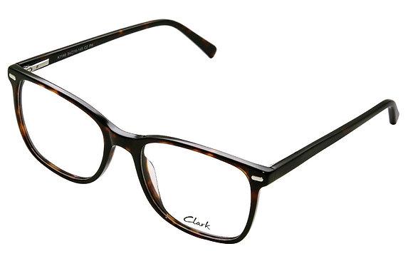 Montatura vista CLARK 1146 002 54 19  completo di lenti da vista antiriflesso