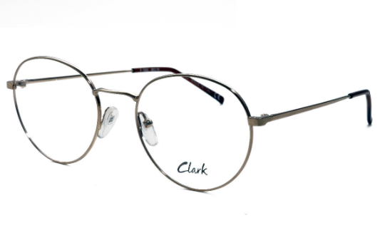 Montatura vista CLARK 1043 020 47 19  completo di lenti da vista antiriflesso