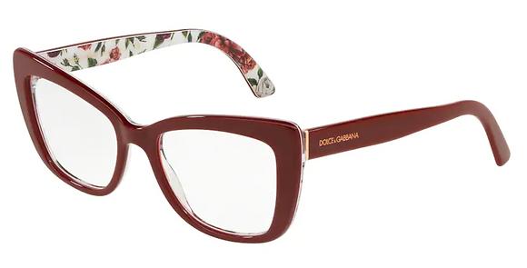 Dolce & Gabbana 3308 VISTA 3202 53 18 145