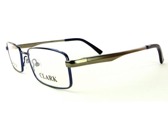 Montatura vista CLARK 809 003 52 17  completo di lenti da vista antiriflesso