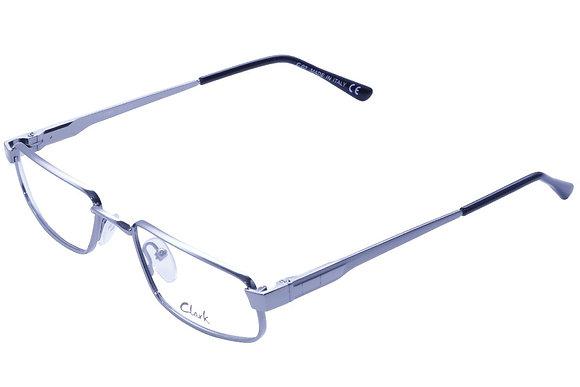 Montatura vista  CLARK 1080  020  53  20  con lenti protezione LUCE BLU