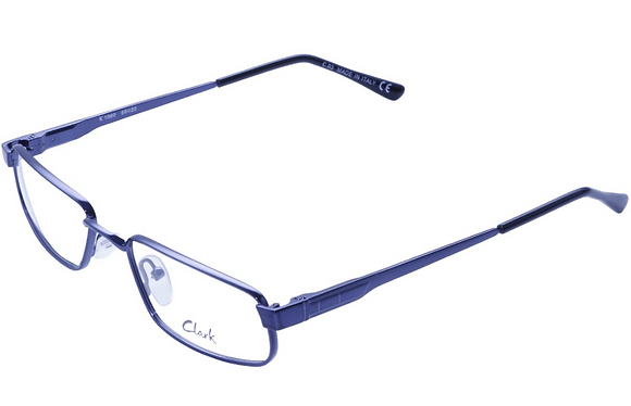 Montatura vista CLARK 1080 030 55 20  completo di lenti da vista antiriflesso