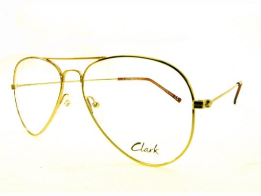 Montatura vista  CLARK 914 050  58  14  con lenti protezione LUCE BLU