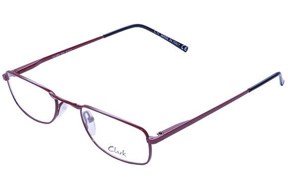 Montatura vista  CLARK 469  110  51  21  con lenti protezione LUCE BLU