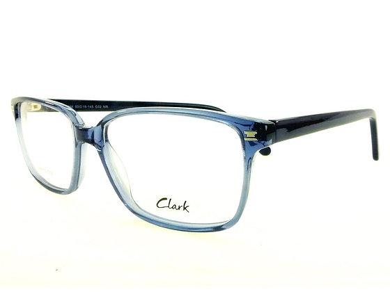Montatura vista  CLARK 956  002  54  16  con lenti protezione LUCE BLU