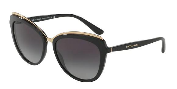 Dolce & Gabbana 4304 SOLE 501/8G 57 17 140