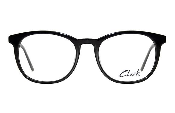 Montatura vista CLARK 1183 001 52 20  completo di lenti da vista antiriflesso