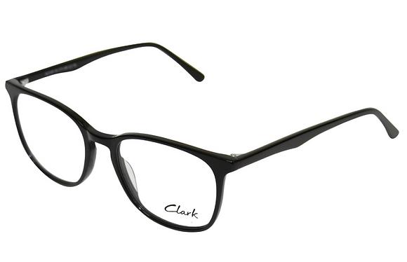 Montatura vista CLARK 1193 002 51 17  completo di lenti da vista antiriflesso
