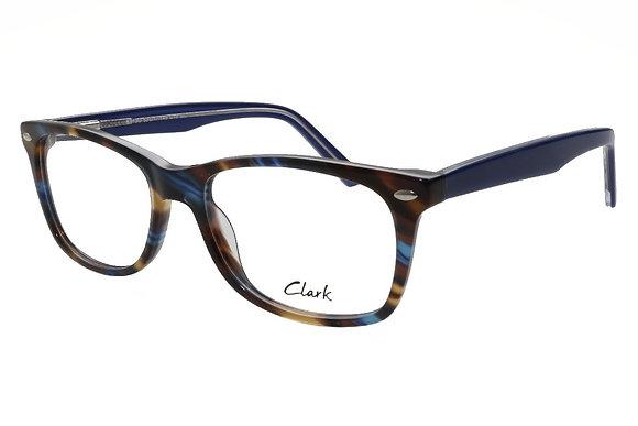 Montatura vista CLARK 913 010 53 17  completo di lenti da vista antiriflesso