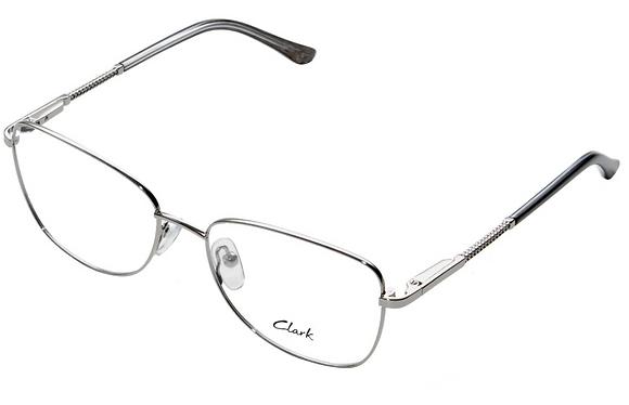 Montatura vista CLARK 1167 002 53 16  completo di lenti da vista antiriflesso