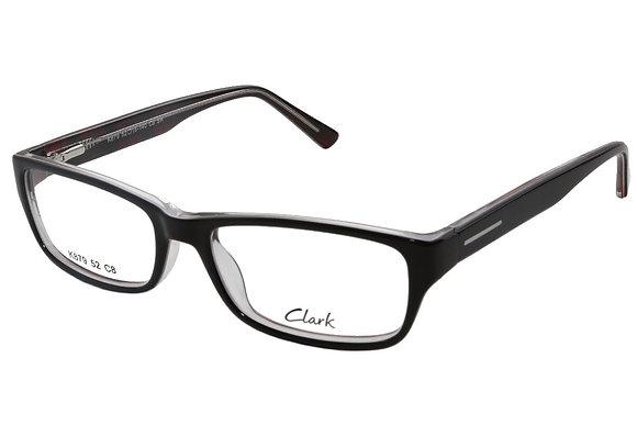Montatura vista CLARK 879 008 52 16  completo di lenti da vista antiriflesso