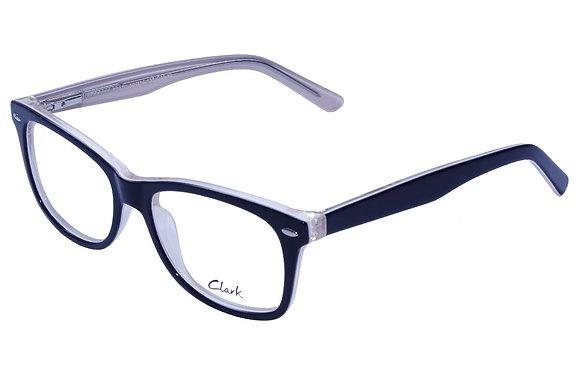 Montatura vista CLARK 947C 10 50 16  completo di lenti da vista antiriflesso