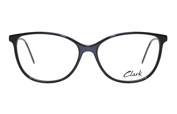 Montatura vista CLARK 1195 001 50 19  completo di lenti da vista antiriflesso