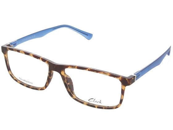 Montature vista CLARK 1000 003 56 15 completo di lenti protezione LUCE BLU