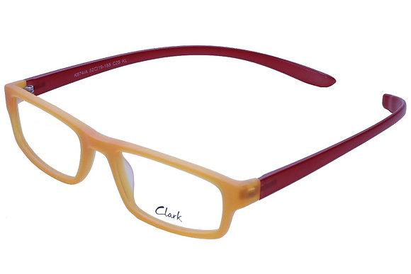Montatura vista CLARK 874 025 52 19  completo di lenti da vista antiriflesso