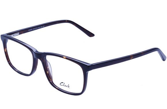 Montatura vista CLARK 909 009 53 16  completo di lenti da vista antiriflesso