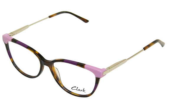 Montatura vista CLARK 1178 003 53 15  completo di lenti da vista antiriflesso