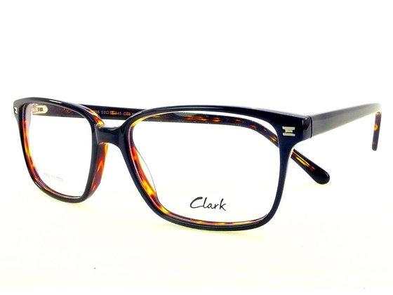 Montatura vista  CLARK 956  003  54  16  con lenti protezione LUCE BLU
