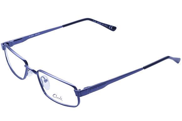 Montatura vista CLARK 1080 030 53 20  completo di lenti da vista antiriflesso