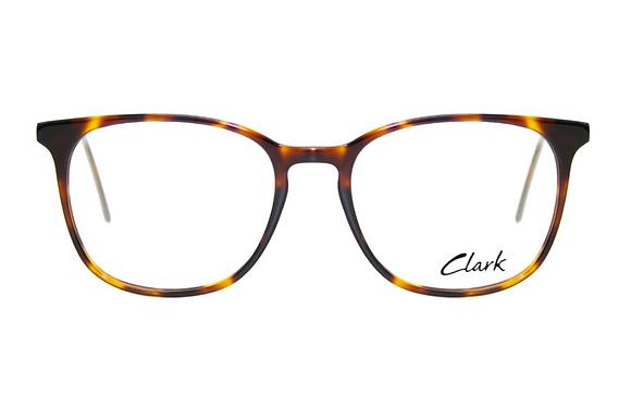 Montatura vista CLARK 1193 001 51 17  completo di lenti da vista antiriflesso