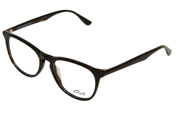 Montatura vista  CLARK 1176  002  51  18  con lenti protezione LUCE BLU