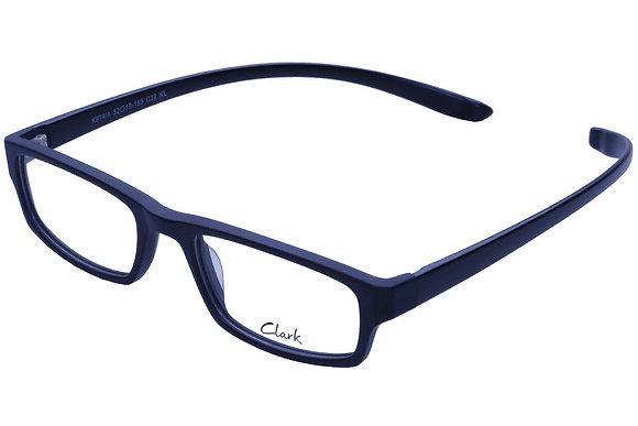 Montatura vista CLARK 874 022 52 19  completo di lenti da vista antiriflesso