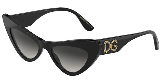 Dolce & Gabbana 4368 SOLE 501/8G 52 18 145