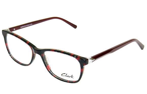Montatura vista CLARK 1188 003 55 17  completo di lenti da vista antiriflesso