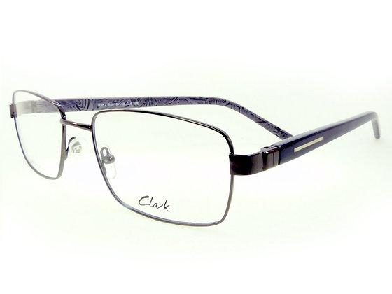 Montatura vista CLARK 952 004 52 18  completo di lenti da vista antiriflesso