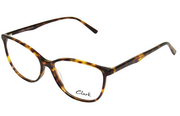Montatura vista CLARK 1195 002 50 19  completo di lenti da vista antiriflesso