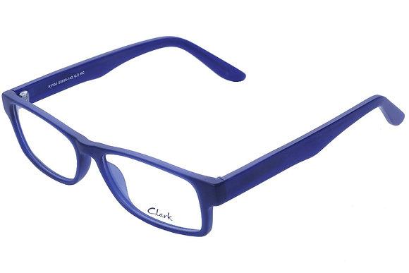 Montatura vista  CLARK 1104  002  52  15  con lenti protezione LUCE BLU