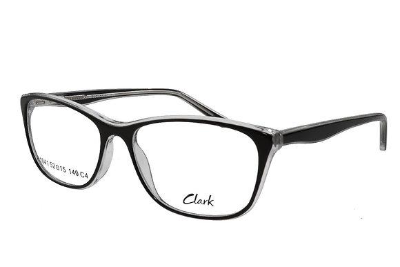 Montatura vista CLARK 1041 004 54 15  completo di lenti da vista antiriflesso