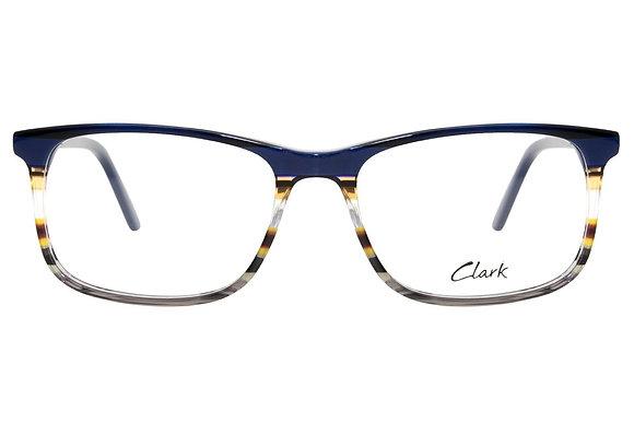 Montatura vista CLARK 909 010 53 16  completo di lenti da vista antiriflesso