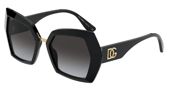 Dolce & Gabbana 4377 SOLE 501/8G 54 19 145