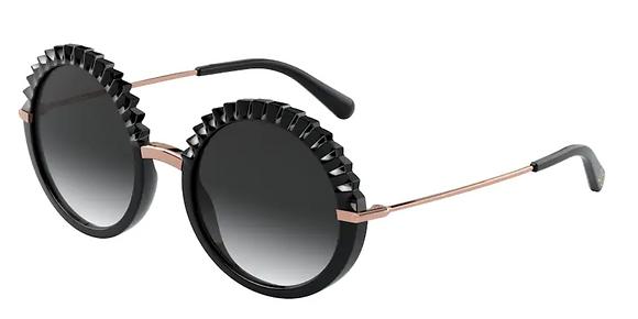 Dolce & Gabbana 6130 SOLE 501/8G 52 22 140