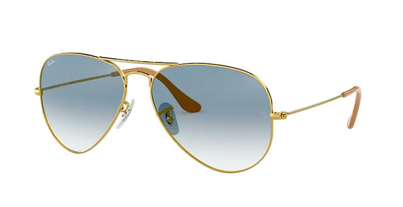 Ray-ban 3025 SOLE 001/3F 58 14 135
