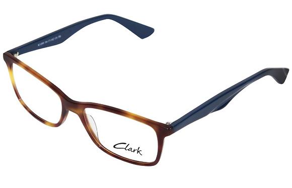 Montatura vista CLARK 1209 004 54 17  completo di lenti da vista antiriflesso