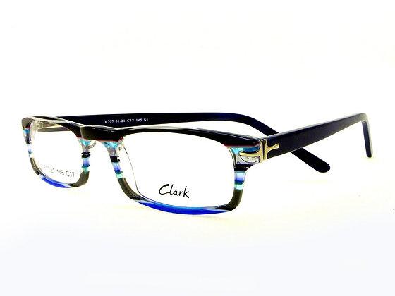 Montatura vista  CLARK 707  017  51  21  con lenti protezione LUCE BLU