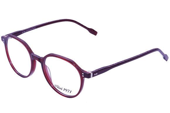 Montatura vista  CLARK 1124  002  51  19  con lenti protezione LUCE BLU