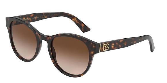 Dolce & Gabbana 4376 SOLE 502/13 52 20 140