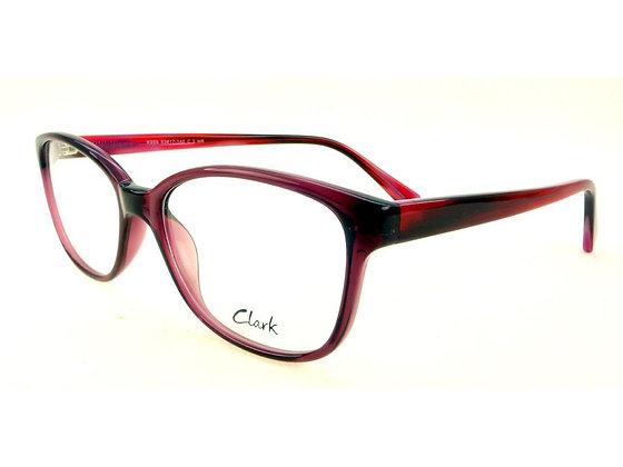 Montatura vista CLARK 959 003 53 17  completo di lenti da vista antiriflesso